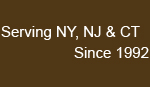Serving NY, NJ & CT